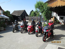 die Biker-Gang