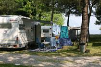 Campingplatz Quai