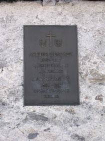 Gedenktafel Engelberg