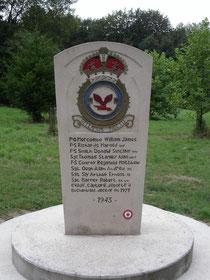 Denkmal 622 Squadron Lachalade