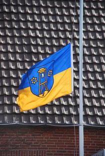 Die Baltrum-Flagge