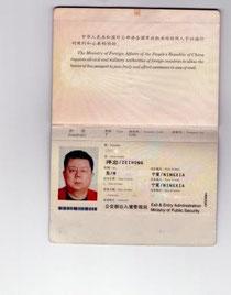Firmenbetrug China, Scam Artists, Betrugskünstler aus China, Firmenregistrierung Henan Wanhua Investiment, Betrugswelle aus China
