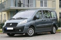 菲亚特Fiat Scudo(9座车)