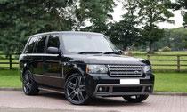 路虎Range Rover或Land Rover