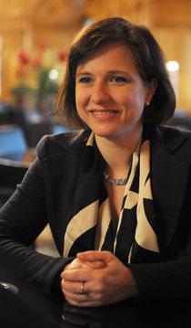 """FDP-Nationalrätin Christa Markwalder steht bei der """"Zürich"""" unter Vertrag."""