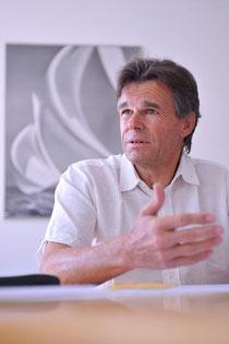 """""""Mit der Missbrauchsbekämpfung und einer besseren Eingliederung wird man das Loch nie und nimmer stopfen können"""", sagt IV-Chef Markus Gamper."""