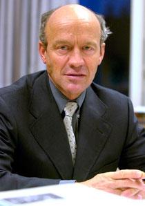 Hans Geiger hält nichts von Universalbanken.