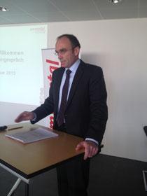 Christian Rychen, der neue Geschäftsleiter der Emmental Versicherung.