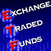 ETF sind Anlagefonds, die an der Börse wie Aktien gehandelt werden.
