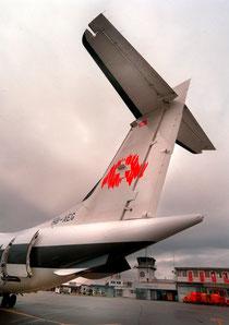 Von Air Engiadina auf Swisswings umgetauft.