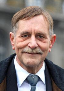 Kommissionspräsident Pierre Triponez.