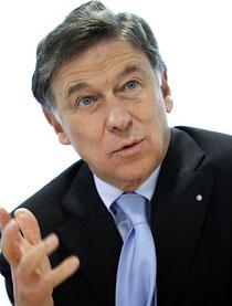 Gerold Bührer, Präsident von Economiesuisse.