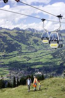 Die Bergbahnen Gstaad