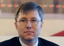 Christoph Ryter, Geschäftsführer der Migros Pensionskasse.