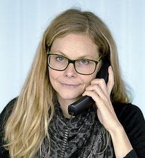 Monika Gerber, Fairsicherungsberatung.