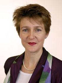 Bundesrätin Simonetta Sommaruga