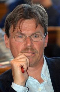 Roland Näf, SP-Grossrat und Co-Schulleiter der Schule Seidenberg in Gümligen