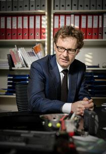 Chefökonom beim SGB ist für Daniel Lampart ein Traumjob.