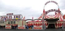 Zirkus Charles Knie plant ein Gastspiel auf dem Heiligengeistfeld.