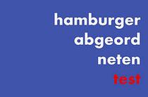 HAMBURGER WAHLBEOBACHTER druchleuchtet die Abgeordneten (Quelle: Martin Fuchs)
