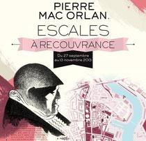 © Direction de la communication Ville de Brest. Création graphique : Arnaud Kermarrec / sources : comité Mac Orlan.