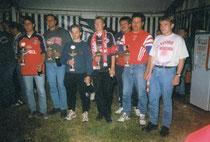 Siegerehrung Turnier 1999
