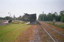 La gare de Selma-Smithfield aujourd'hui