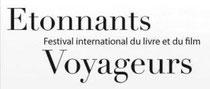"""Logo """"Etonnants Voyageurs"""""""