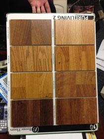 Holzböden für die Schlafzimmer