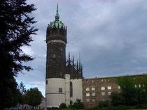 Schlosskirche Lutherstadt Wittenberg