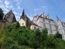 Die Albrechtsburg zu Meißen