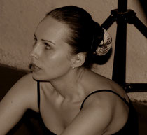 Pole Dance Trainerin Sabrina Herrmann