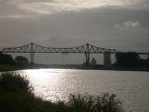 Eisenbahnhochbrücke von Rehnsburg