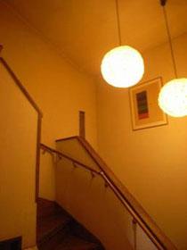 ■階段室ビフォー