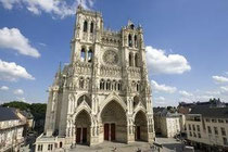 cathedrale d'amiens somme picardie