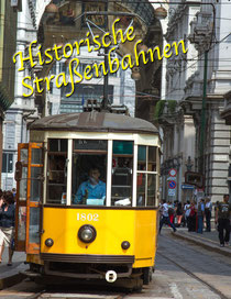 historische Straßenbahn in Mailand ©2014 Uwe Marquart