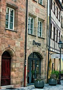Weißgerbergasse in Nürnberg ©UweMarquart