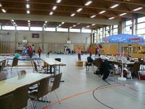Frankenhalle in Neustadt b. Coburg