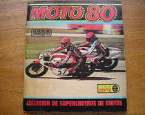 Album Moto 80 de Ediciones ESTE