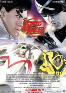 Speed Racer Remade Poster