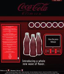 Coca Cola Crimson php page 1