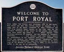 Neue Port Royal Webseite