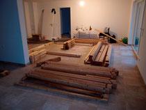 die alte Sauna von 1991