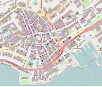 stadtführung neuenburg stadtplan