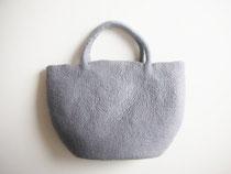 基本Ⅰ 丸型手さげバッグ