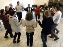 Un atelier chant à danser à Ploufragan