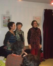 atelier chant traditionnel à Guérande