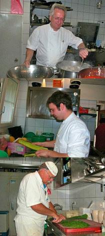 restaurant kreuzen küche personal
