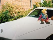 Donna : Der erste Kontakt zum Cadillac