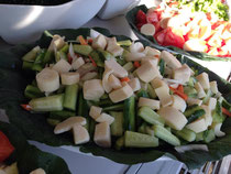 Palmito:パルミットのサラダ
